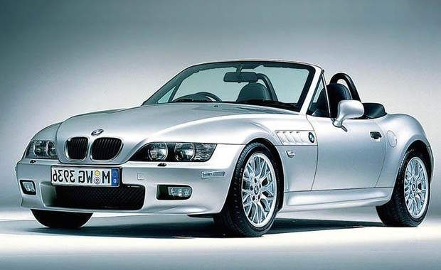 Les Bolides De James Bond Classics Bmw Z3 Bmw Bmw
