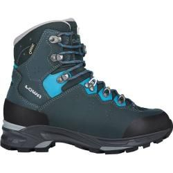 Photo of Lowa women's trekking shoes Lavena Ii Gtx, size 39 in navy / turquoise, size 39 in navy / turquoise Lowa