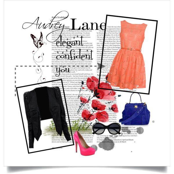 """Audrey Lane"" by ann-martin-1 on Polyvore"