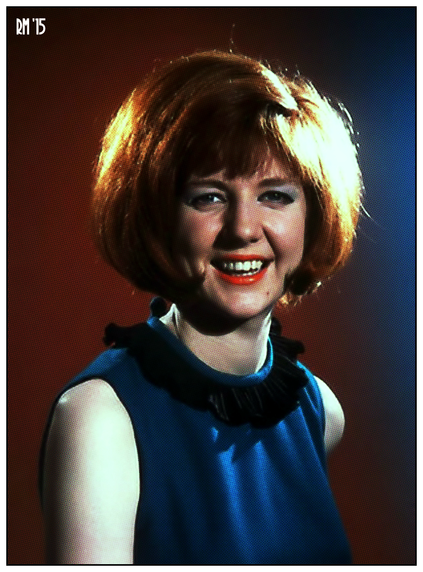 Cilla Black No 2 Rip A Reworking Of No 1 Photographer Unknown 9 29 2015 Cilla Black Vintage Hairstyles Celebrities Then And Now