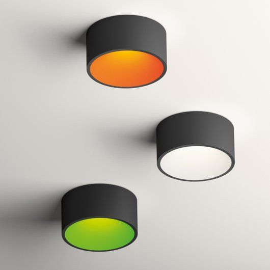 Vibia domo coloured ceiling light graphite let there be light vibia domo coloured ceiling light graphite aloadofball Image collections