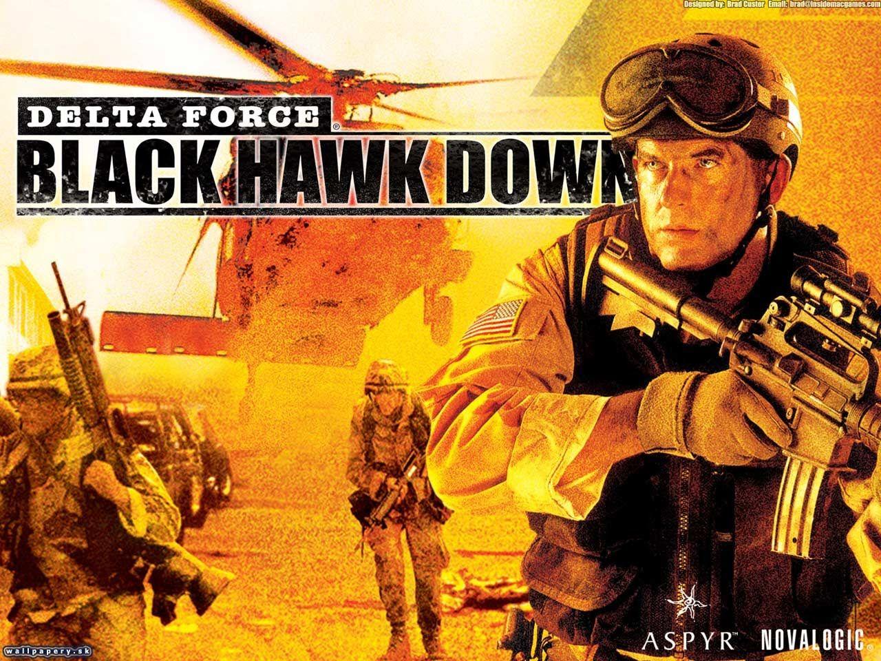 Delta Force 4 Black Hawk Down PC Game Free Download