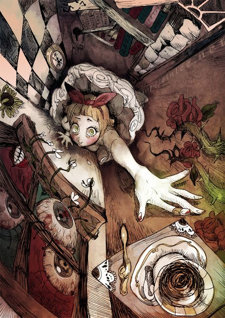 Alice i eventyrland XXX video