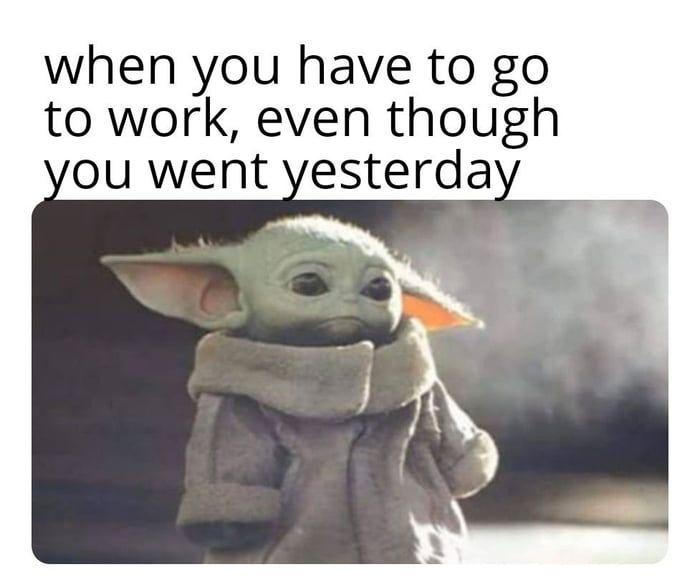 Me No Likey Funny Star Wars Memes Yoda Meme Yoda Funny