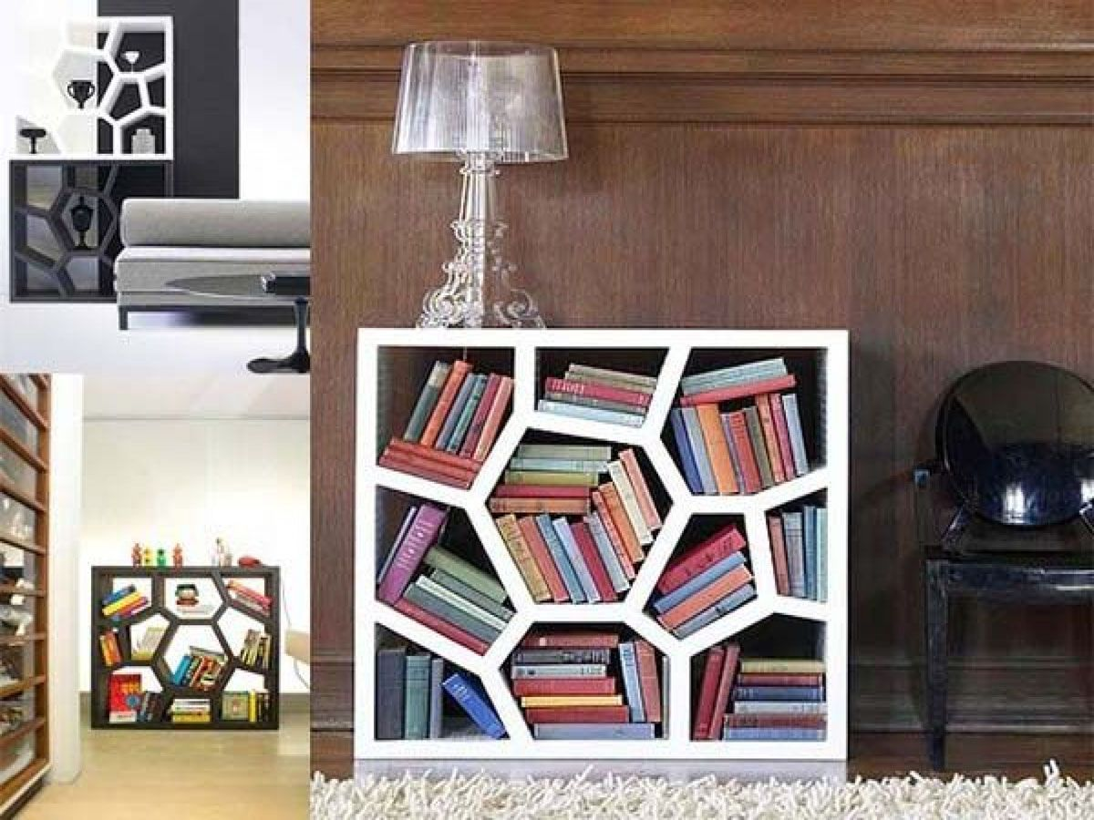 10 Crazy Book Storage Ideas For The Ultimate Home Design Diy Dvd Storage Design Your Home Simple Storage