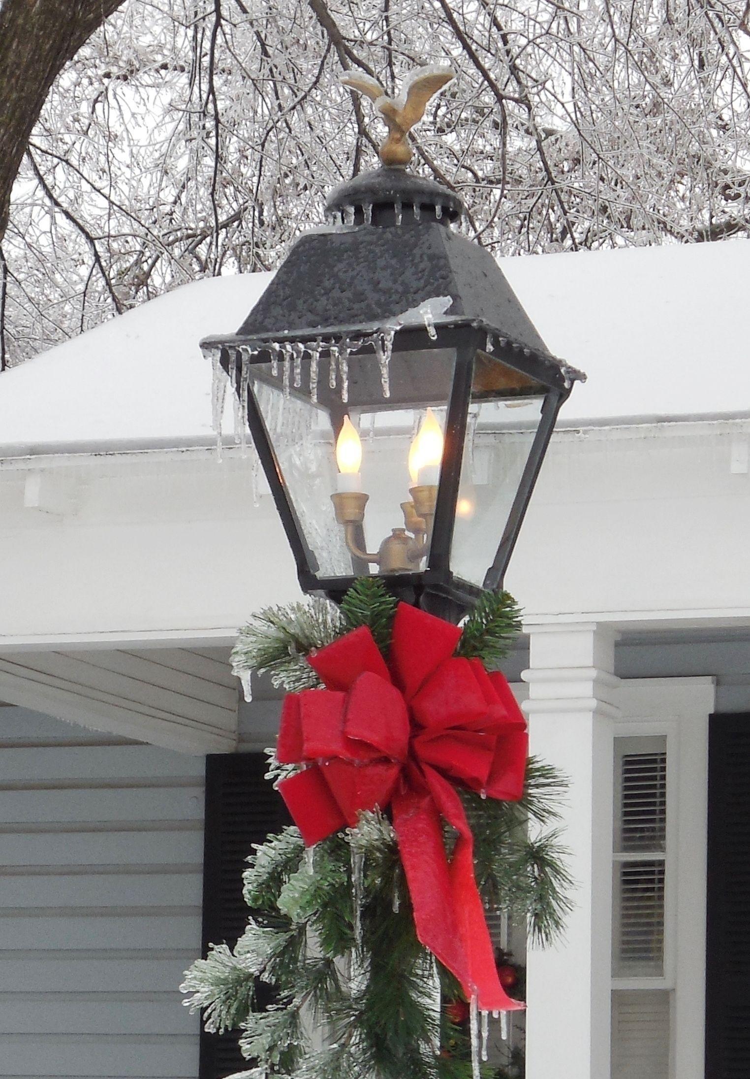 Christmas Lamp Post Christmas Lamp Post Christmas