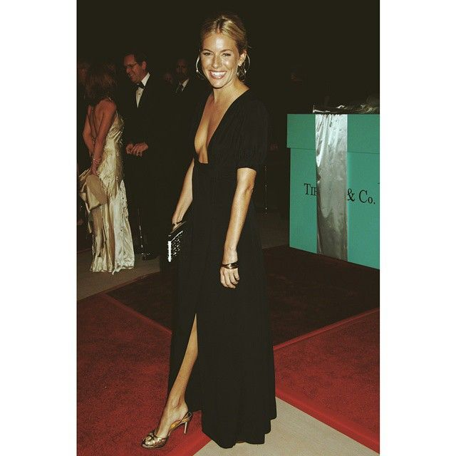 #SiennaMiller at Tiffany&Co Party. #wcw