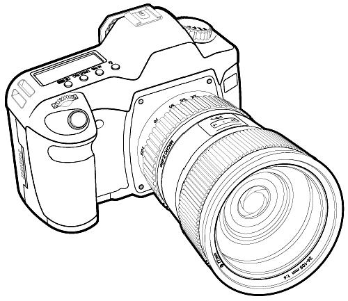 """Résultat de recherche d'images pour """"dessin appareil photo"""""""