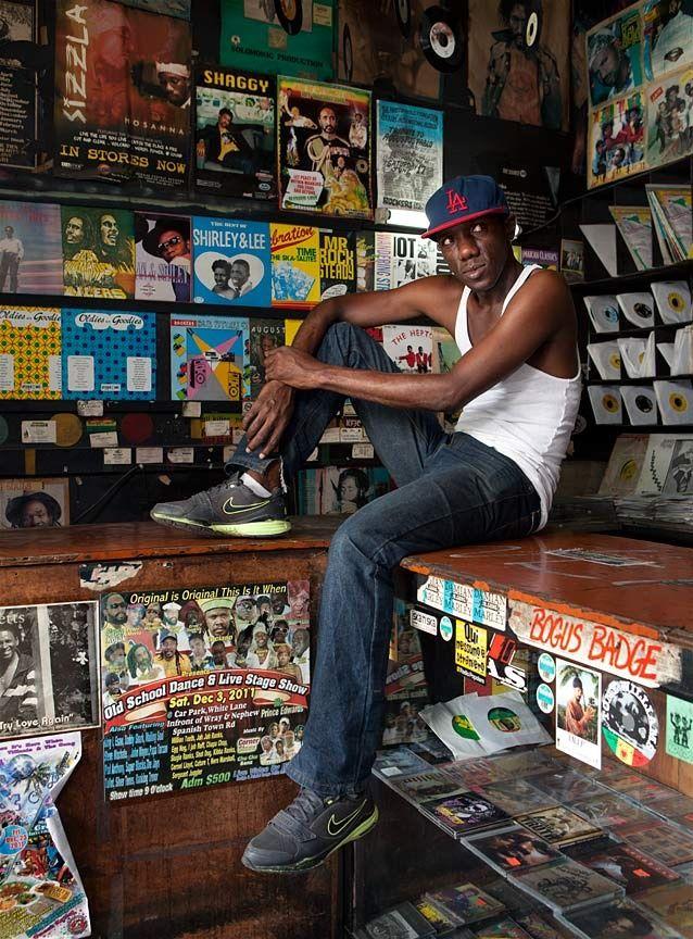 Kingston Jamaica Record Shop Jamaica Jamaica