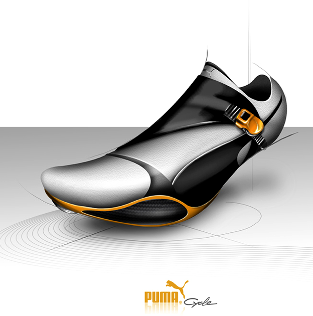 New PUMA Design - the PUMA Cycle Incline - cycling boot Bike Shoes 10c067d84