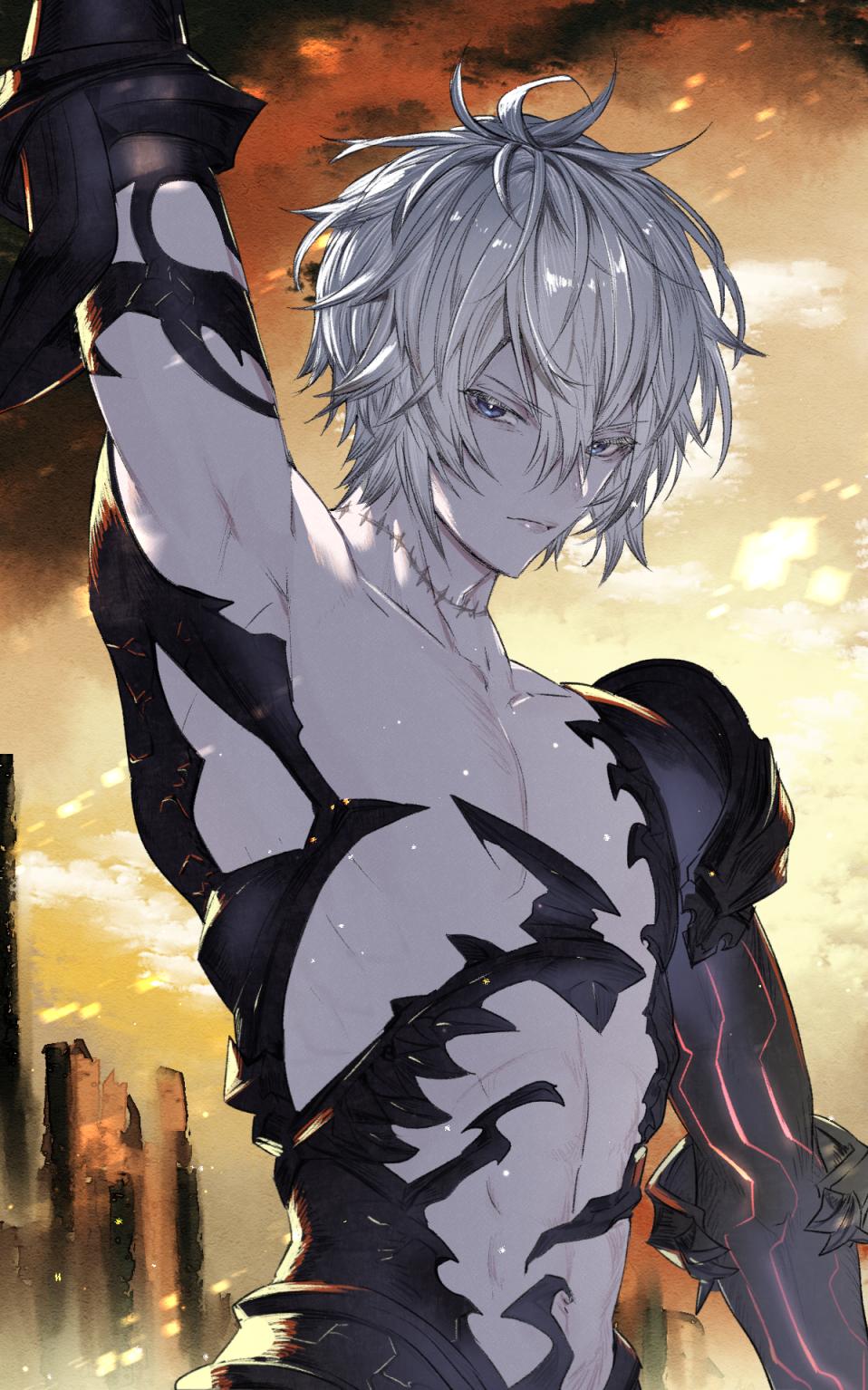 Pinterest Cute anime boy, Anime boy, Dark anime