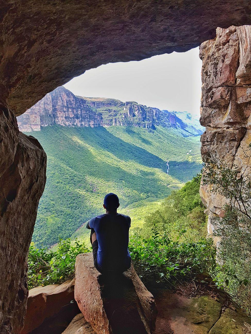 Morro do Castelo, Vale do Pati, Chapada Diamantina - Bahia