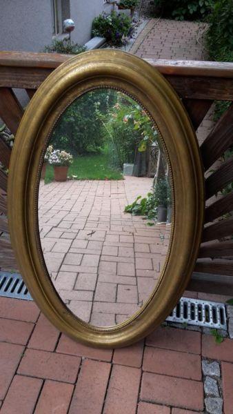 Ikea Levanger Spiegel Oval Gold Spiegel Ikea Dekoration