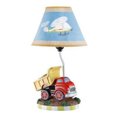 Fantasy Fields - Transportation Table Lamp:Amazon:Toys & Games ...