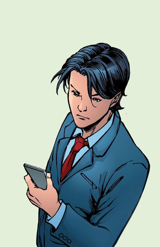 Tim Drake Young Justice