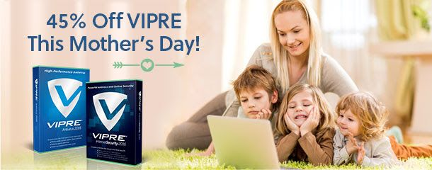I have been using this security software for several years. Never a problem. Get yours now at 45% off this Mother's Day