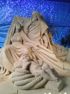 "Living Ravenna: ""Il Presepe di Sabbia"" a Marina di Ravenna (RA): la mia photo gallery"