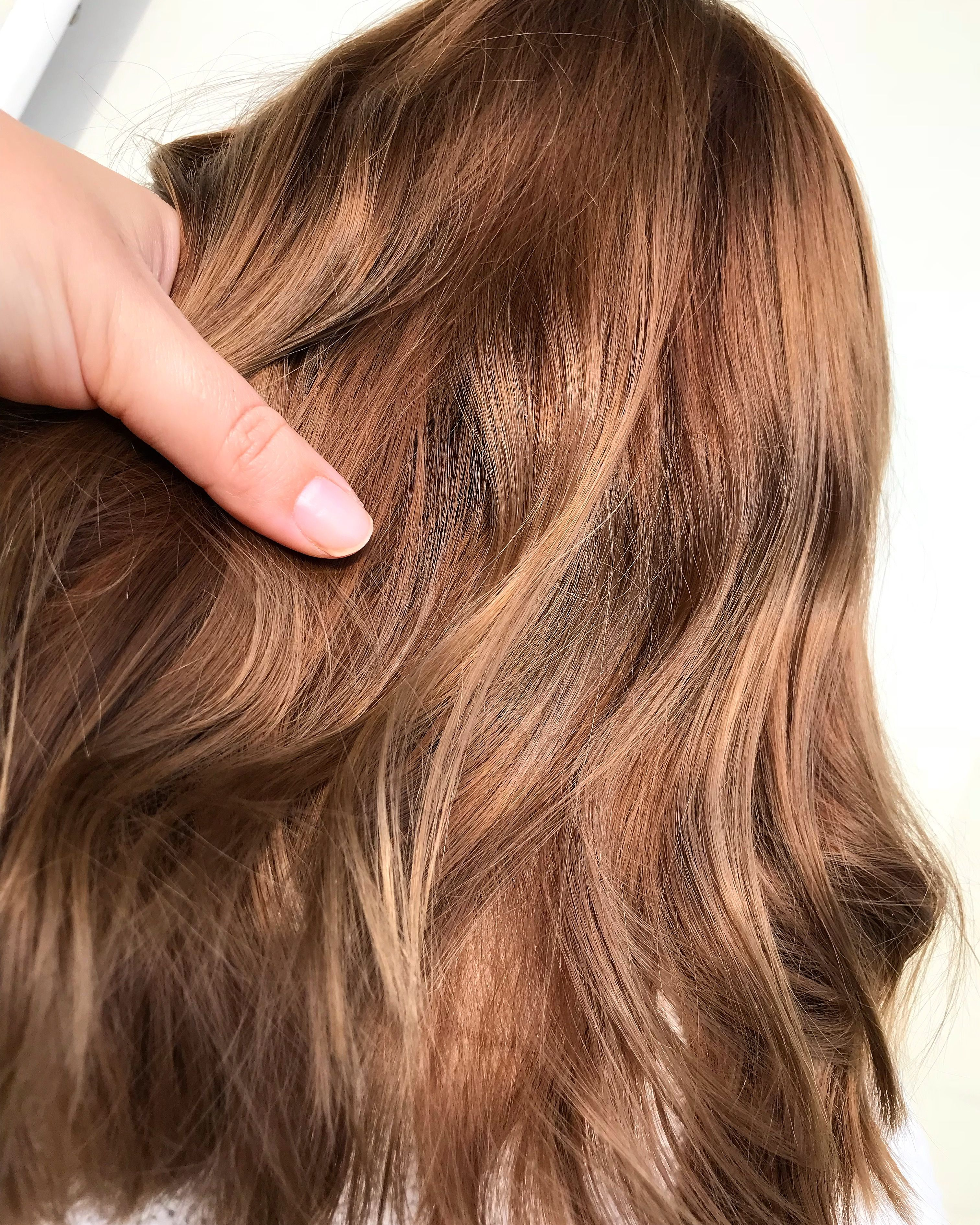 Salted Caramel Blonde With Images Honey Hair Color Caramel