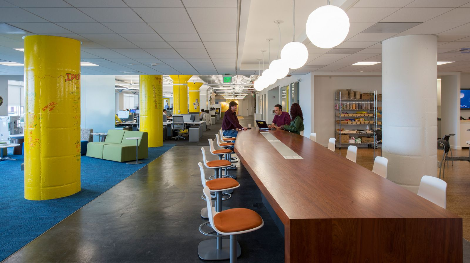 Office tour: western union u2013 san francisco offices inspired