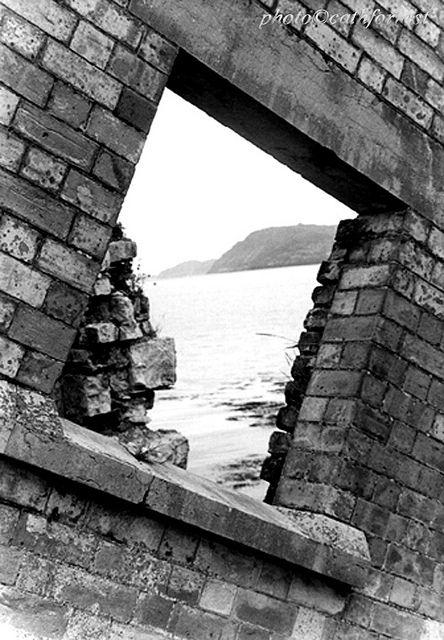 sea window, wales
