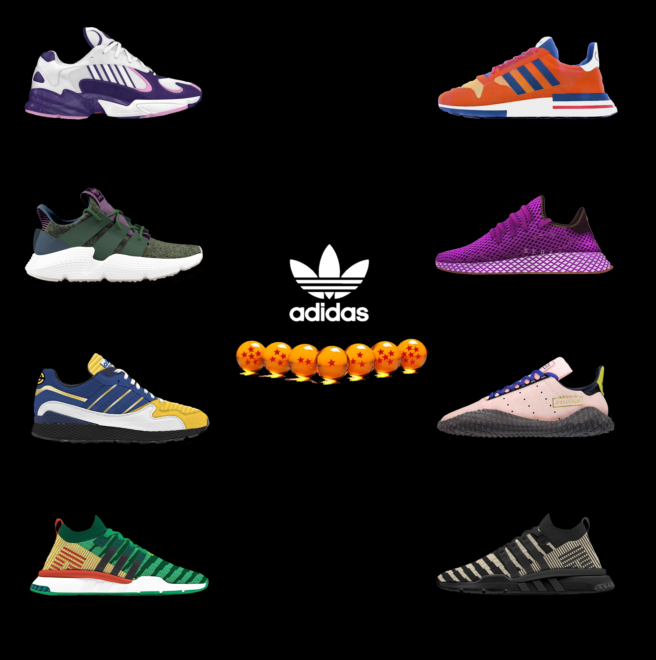 adidas dragon ball scarpe