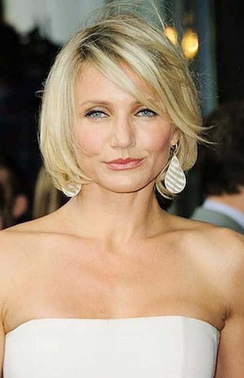 15 Cameron Diaz Bob Haircuts The Best Short Hairstyles For Women 2015 Short Hair Styles Cameron Diaz Hair Cameron Diaz Short Hair