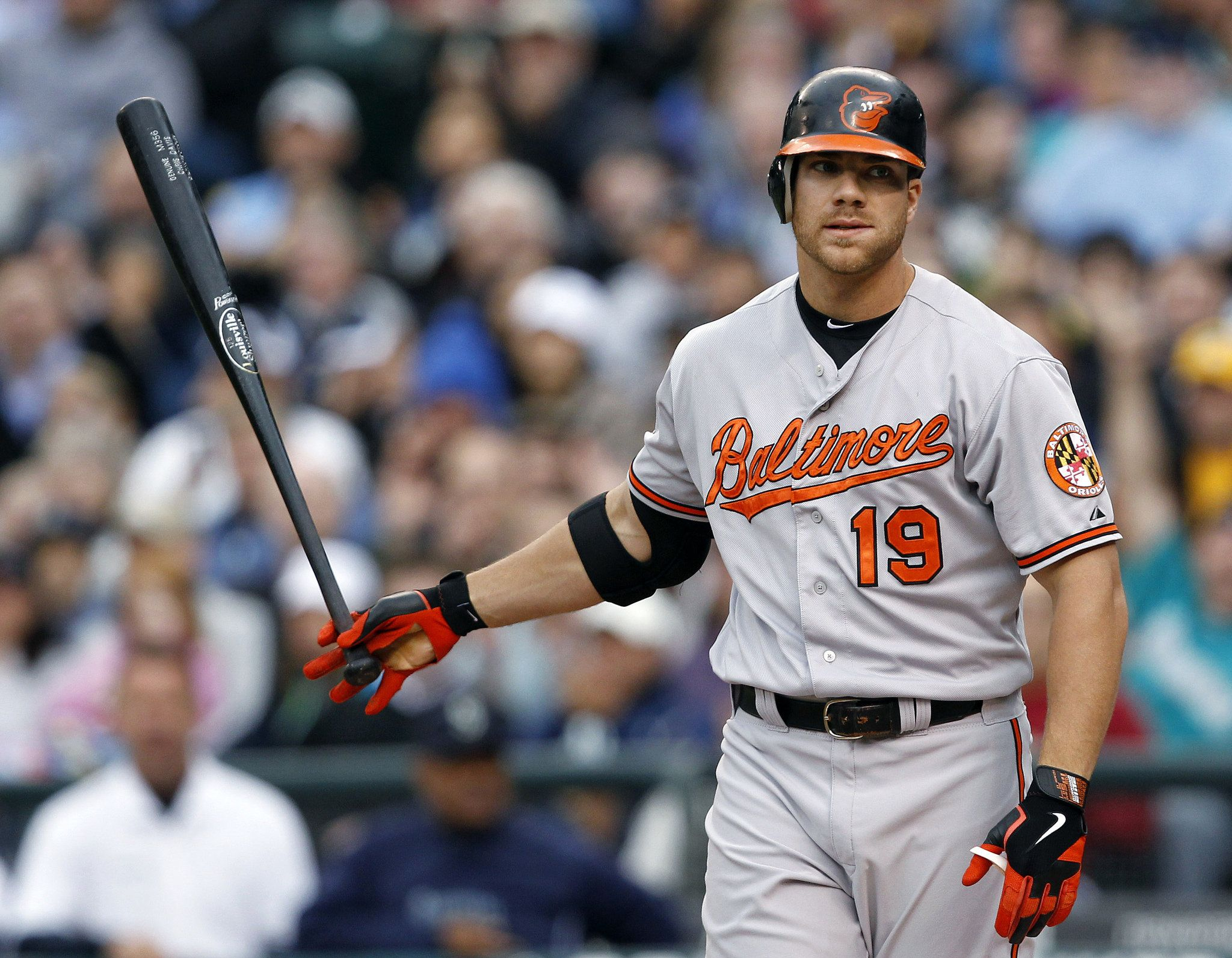 FILE In this July 3, 2013, file photo, Baltimore Orioles
