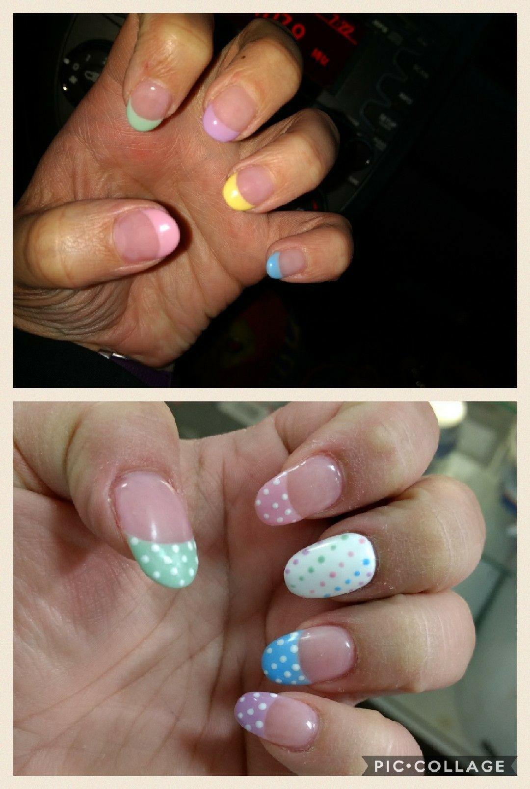 Awesome nails again Kim and Jackie at No 1 nails in Fairmount Ny ...