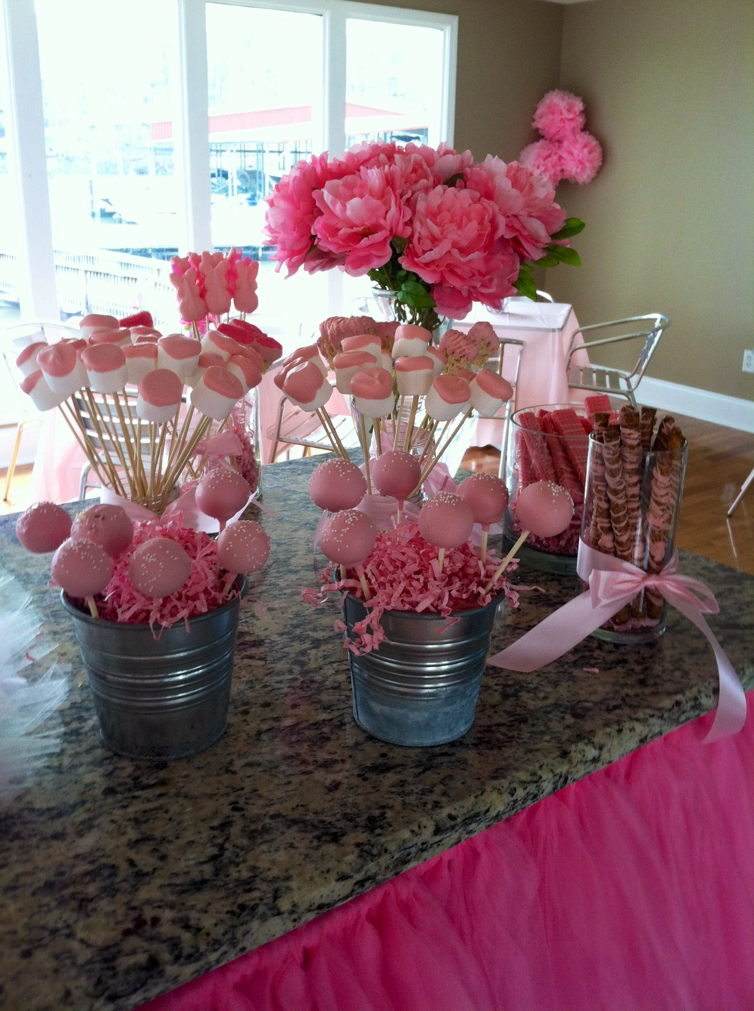 Pink Princess Tutu Baby Shower For Baby Haven What An