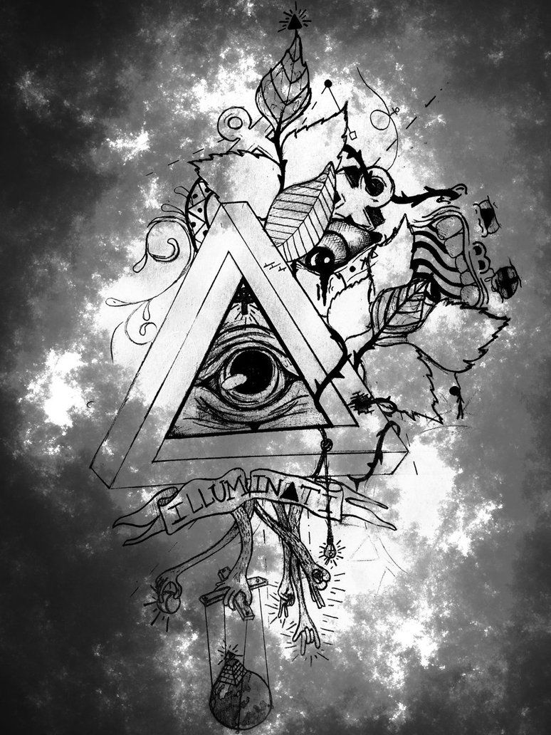 Deathly hallows symbol illuminati images symbol and sign ideas illuminati art illuminati follower pinterest illuminati and illuminati art buycottarizona images voltagebd Image collections