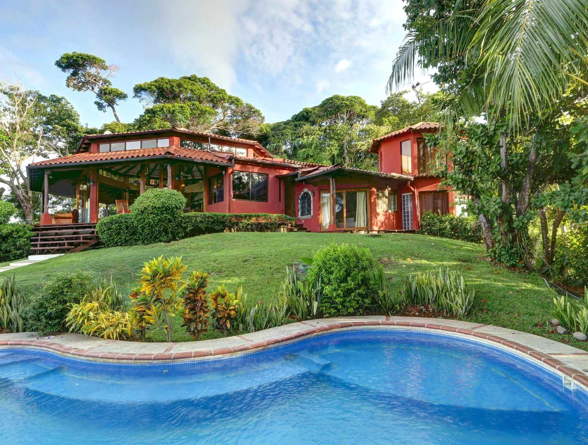 Costa Rica Vacation Rental Agent Offering Pacific Caribbean And Central Area Homes In Domincal U Costa Rica Real Estate Costa Rica Rental Costa Rica Vacation