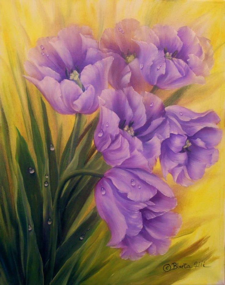 Картинки по запросу раскраска ногтей | Цветы, Живопись и ...
