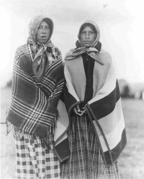Blackfeet (Pikuni) girls - no date