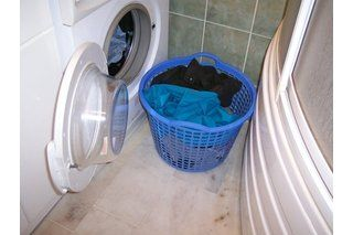 How To Remove Detergent Stains Clean Washing Machine Washing