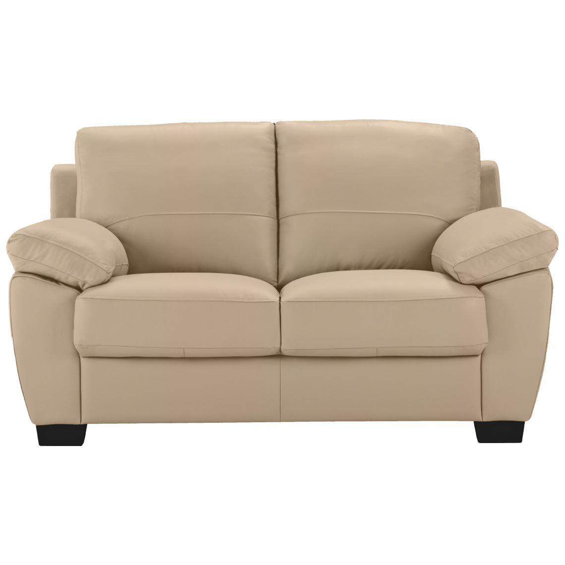 LUCAS 2 Seat Leather Sofa   Products   Sofa, Leather sofa ...