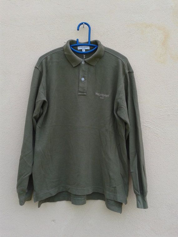 ysl long sleeve shirt