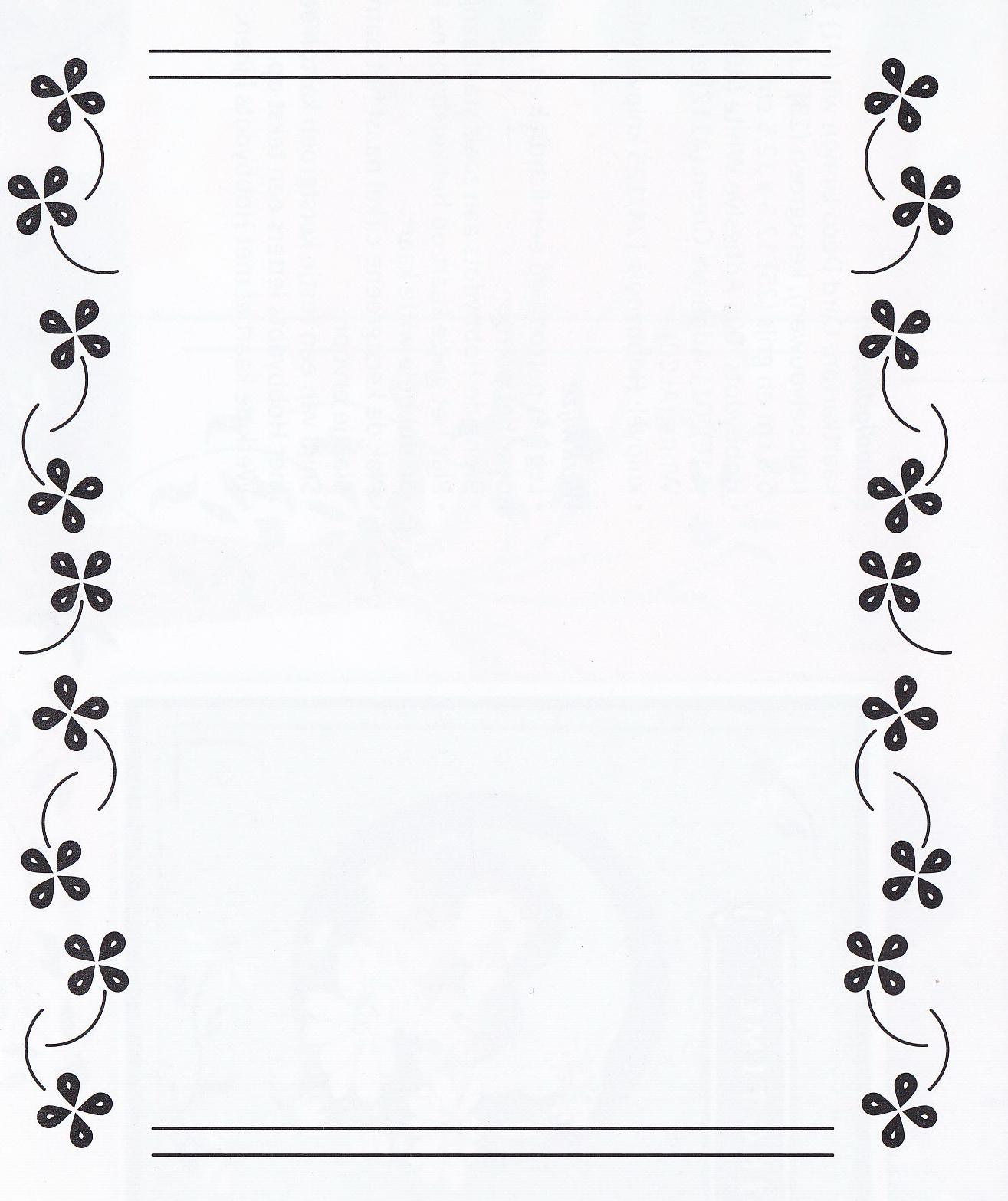 Frame Border Page Borders Design Borders For Paper Clip Art Borders