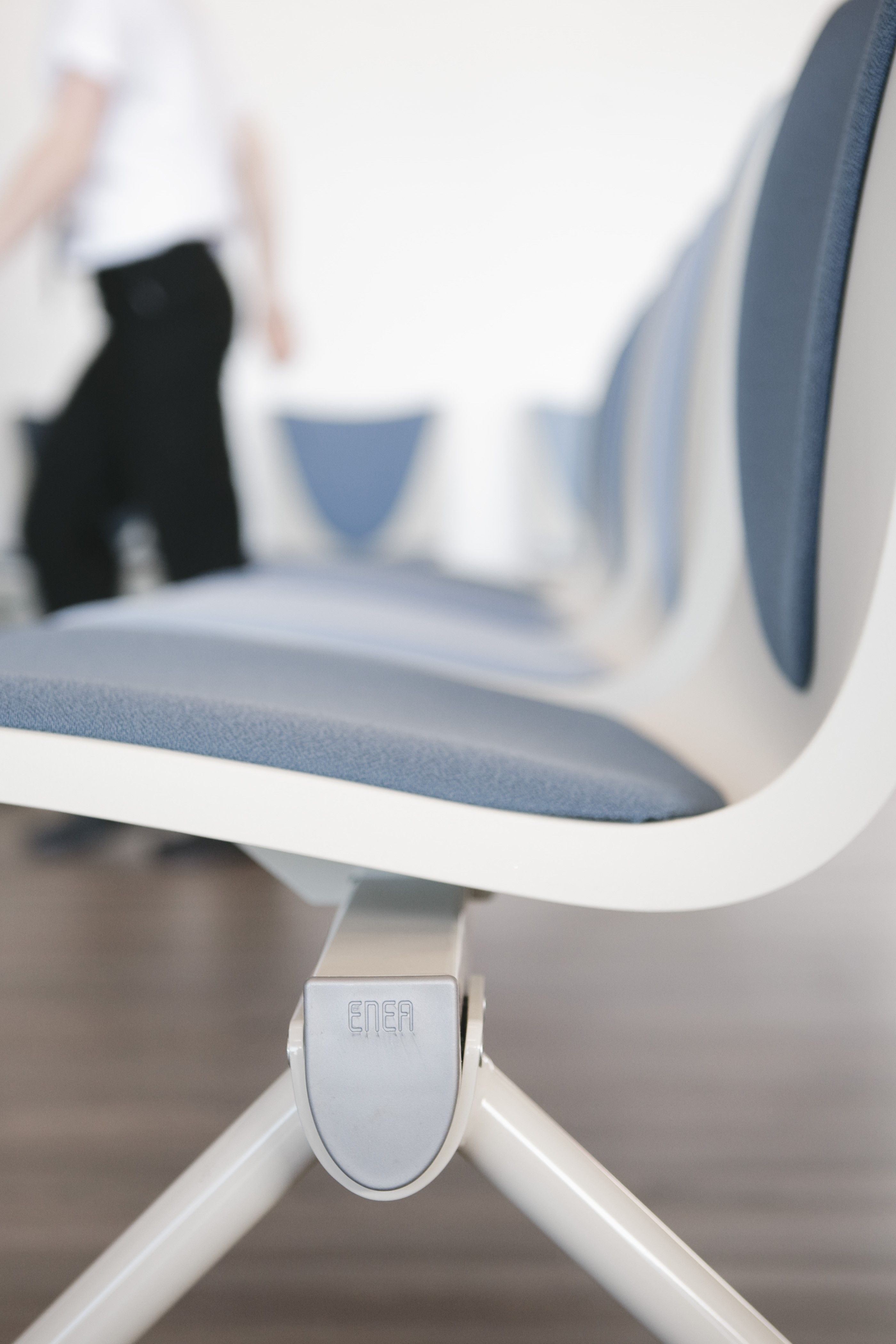 Eneau0027s #Talky Bench In The Waiting Area Of The Lands End Airport (Cornwall,  UK).