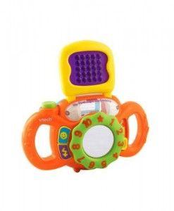 VTech-Infant-Learning-Light-up-Learning-Camera #vtech toys ...