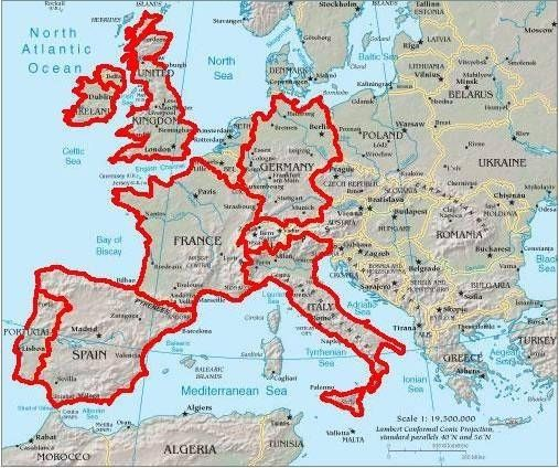 Italy And France And England Google Search Backpacking