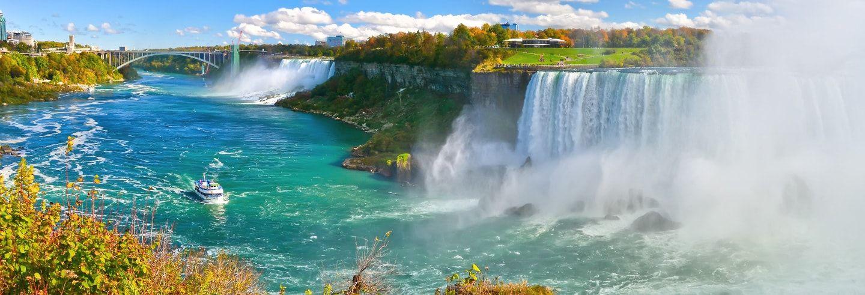 Excursión A Las Cataratas Del Niágara Cataratas Del Niagara Saltos De Agua Nueva York