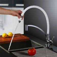 Homelody Wasserhahn Küchen Mischbatterie Spültisch Armatur