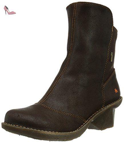 Art Oteiza 667, Boots femme Marron (Adobe), 40 EU