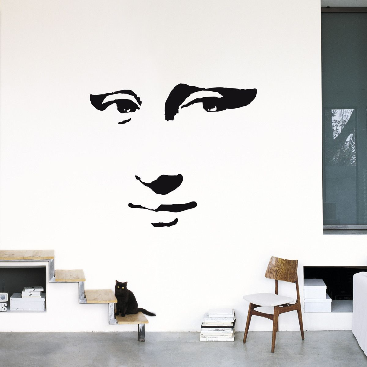 Mona Lisa Wall Decal By Nouvelles Images Crafts Diy Projects