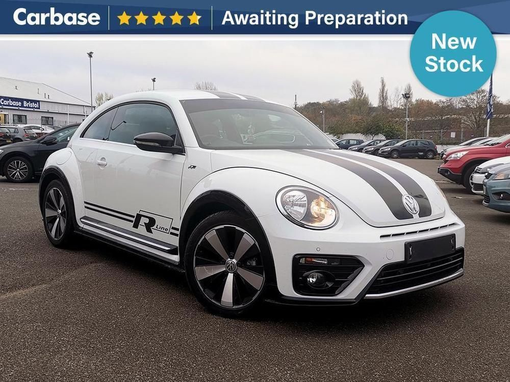 Ebay 2017 Volkswagen Beetle 2 0 Tdi 150 R Line Dsg