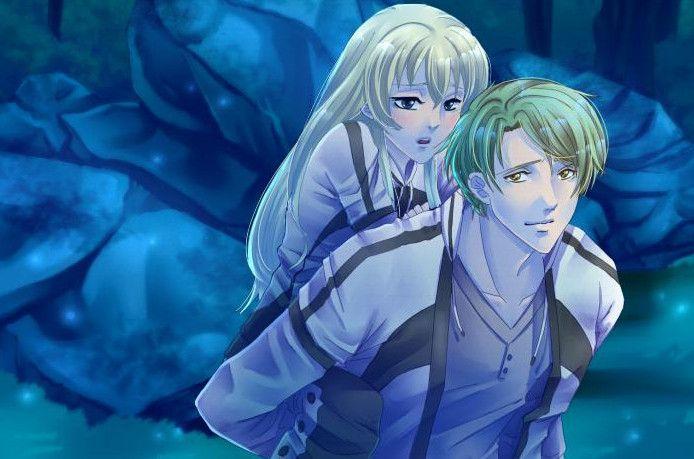 Amour Sucre Nathaniel And Koyahi By Anime1448 Deviantart Com On