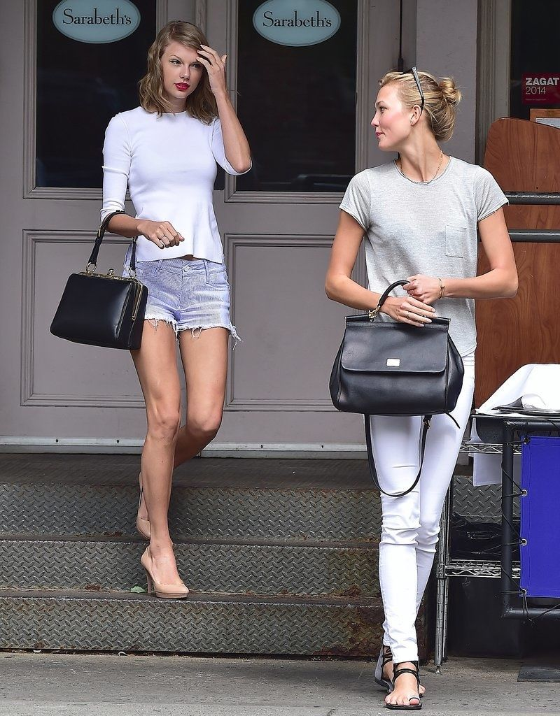 Taylor Swift and Karlie Kloss  1416cc0b31a94