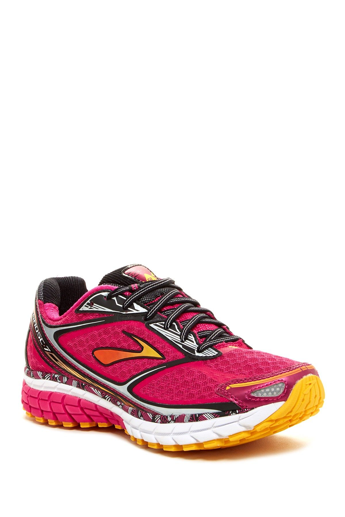 Brooks Ghost 7 Running Shoe Multiple Widths Available