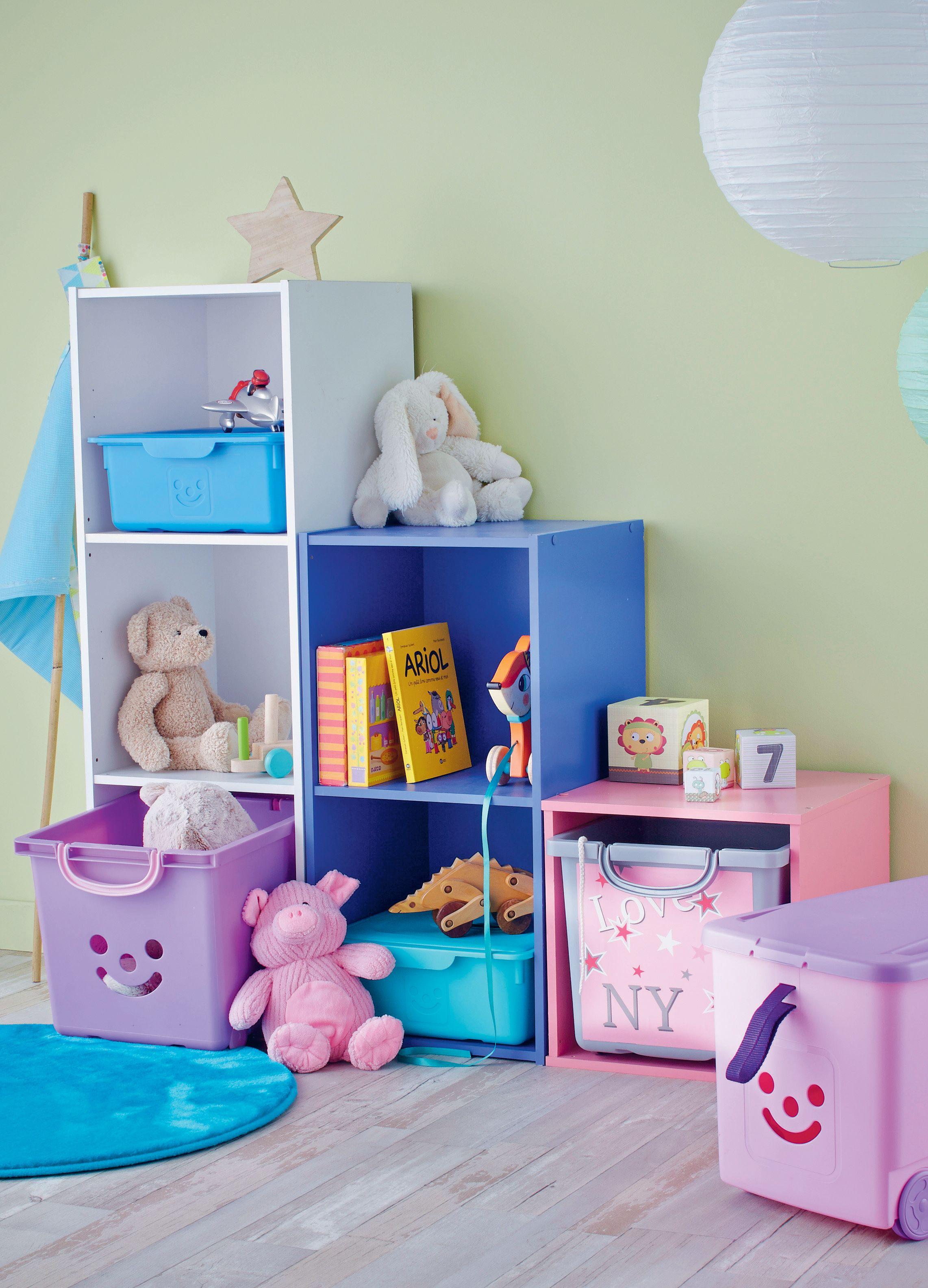 Hobbit Bac De Rangement Sourire Decoration Deco Maison Enfant Alinea Bac De Rangement Deco Chambre Boite De Rangement