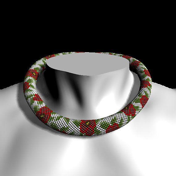 Bead crochet pattern \